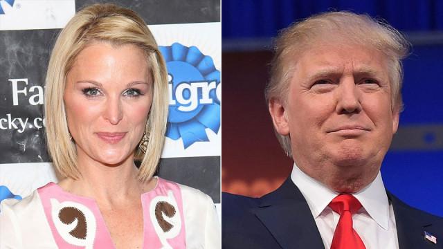 Şok iddia: ''Trump beni zorla öpmeye çalıştı''