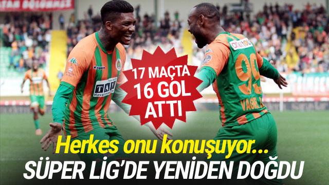 Vagner Love Süper Lig'i sallıyor