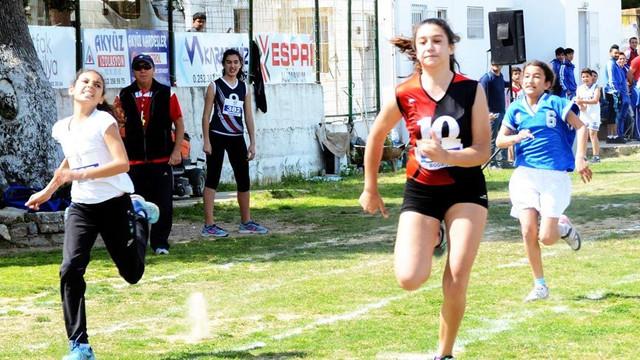 Bodrum'da atletizm skandalı !