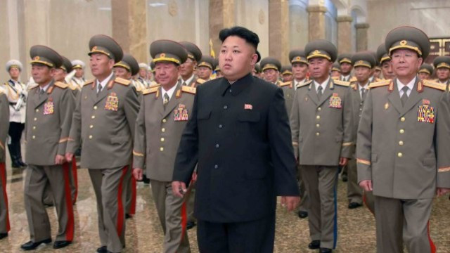 Kim'in doğumgünü sürprizi nükleer silah denemesi