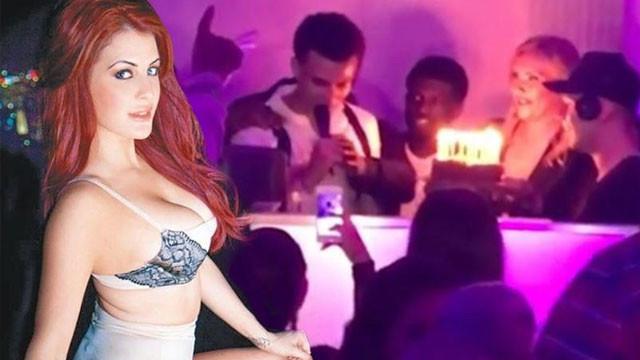 Dele Alli doğum gününü Playboy güzeliyle kutladı