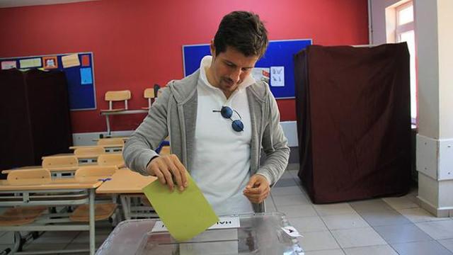 Emre Belözoğlu'na referandum oranı soruldu