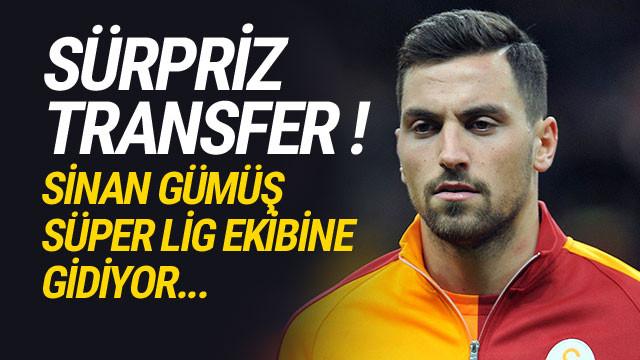 Sinan Gümüş Süper Lig ekibine gidiyor