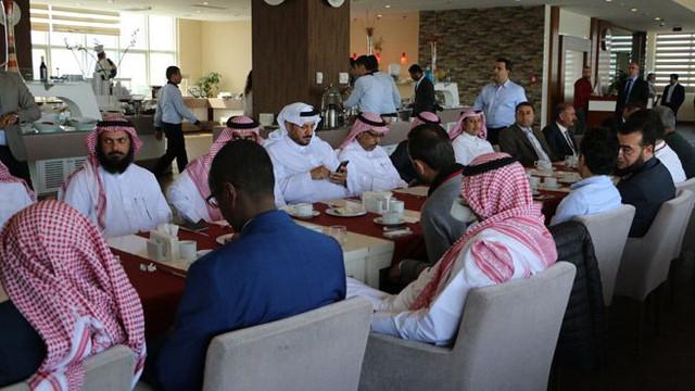 Arap iş adamları Şanlıurfa'ya gözünü dikti
