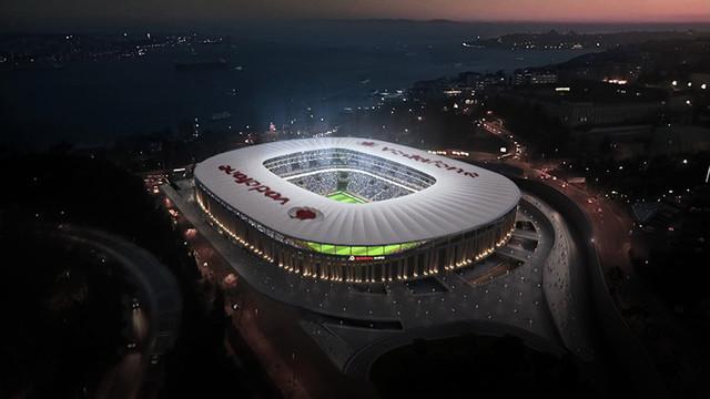 Vodafone Arena'da kırmızı alarm !