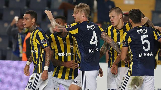 Derbilerin kralı Fenerbahçe