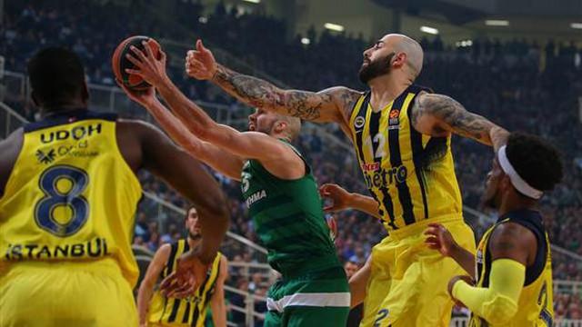 Fenerbahçe Avrupa'yı sallıyor !
