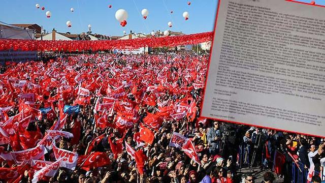 Almanya'daki Türklere skandal mektup