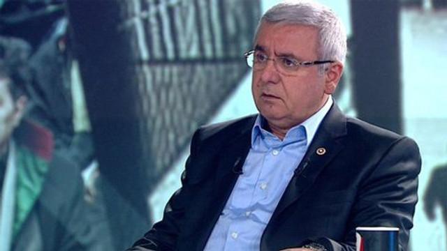 AK Partili Metiner'den Arınç hakkında bomba sözler