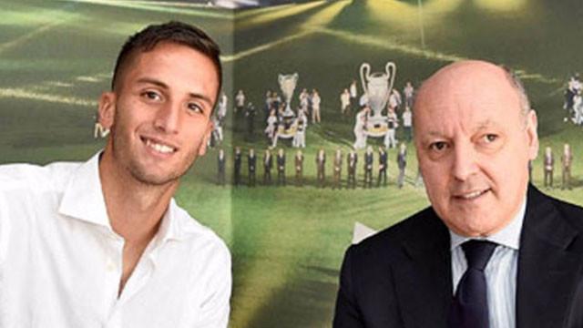 Juventus 19'luk yıldızı kaptı
