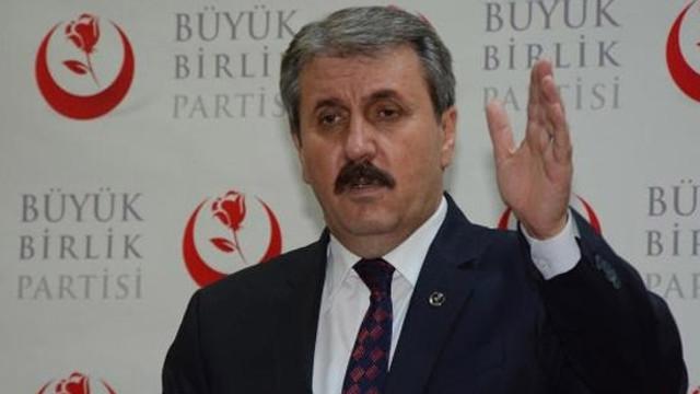 Destici: Kılıçdaroğlu mahkeme kapılarında direnmekten vazgeç