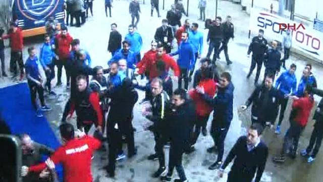 İşte ifadeye çağrılan Başakşehirli futbolcular!