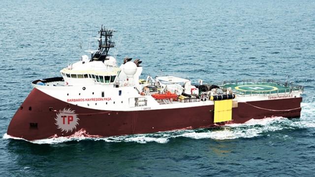 Akdeniz'de petrol ve doğalgaz aranıyor