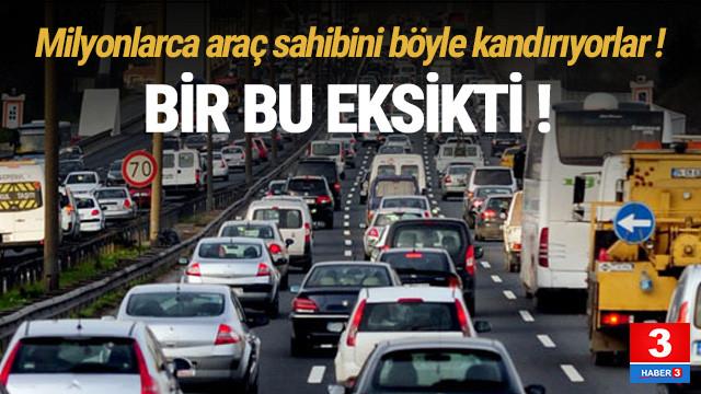 Zorunlu Trafik Sigortası'nda bir kriz daha