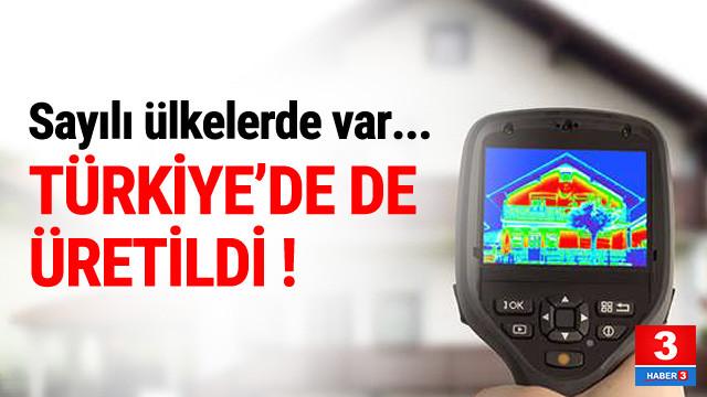Artık Türkiye'nin de var !