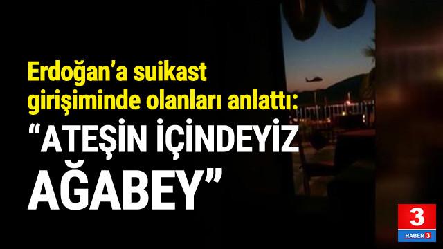Erdoğan'a suikast girişimi davasında yeni ayrıntılar