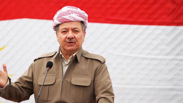 TSK'nın Sincar operasyonuna Barzani'den ilk tepki