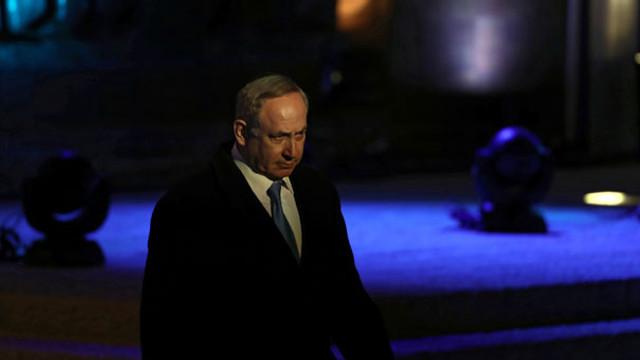 Netanyahu Alman Bakanı tehdit etti