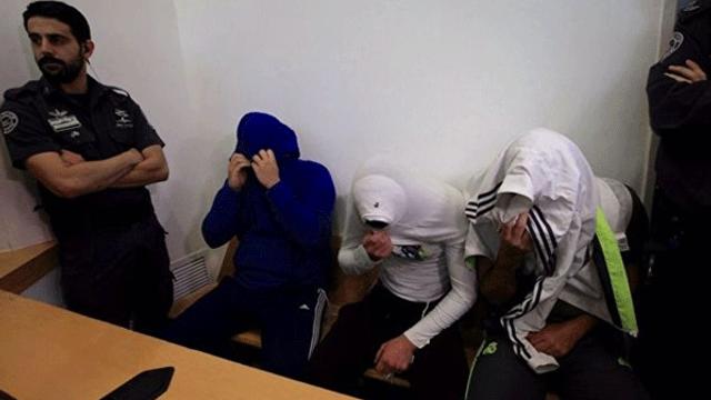 Yahudi çetesinden Araplara saldırı