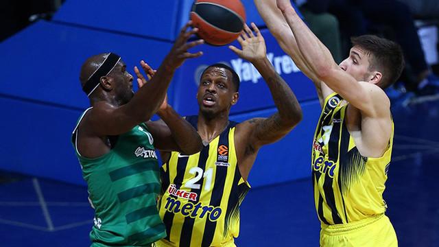 Fenerbahçe Final Four'da !