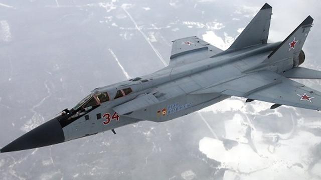 Rus askeri uçağı düştü !