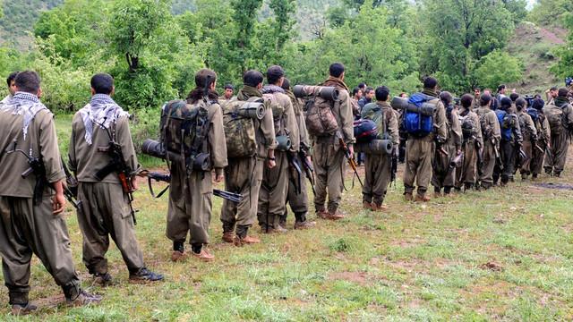 Hedefteki Sincar'da 2.500 PKK'lı var