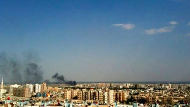 Şam Havalimanı yakınlarında patlama