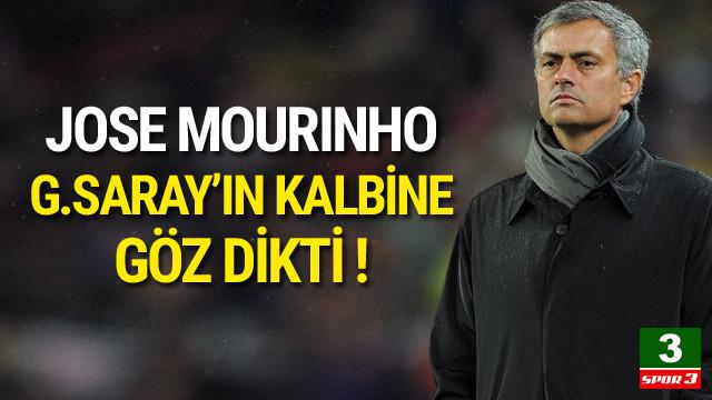 Mourinho kalecisini Türkiye'de buldu