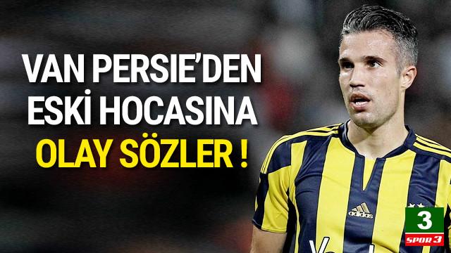 Van Persie ile Arsene Wenger arasında kriz !