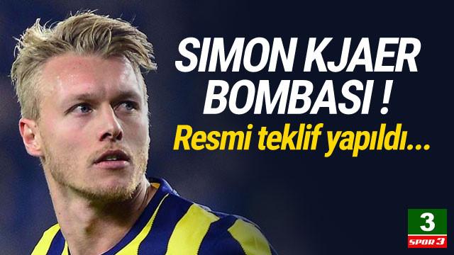 Simon Kjaer için resmi teklif !