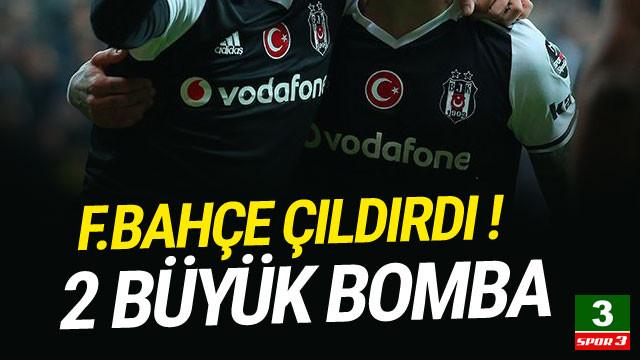 Fenerbahçe'den Mario Gomez bombası