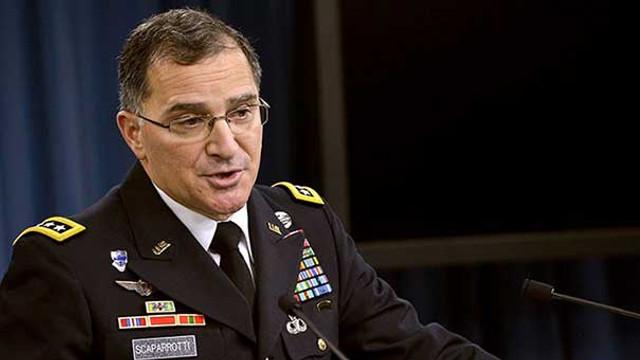 ABD'nin Avrupa Kuvvetleri Komutanı Ankara'da