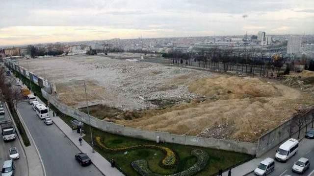 Bayrampaşa Cezaevi kentsel dönüşüm projesi iptal edildi