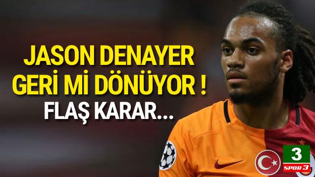 Denayer Galatasaray'a dönecek mi ?