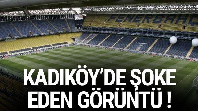 Kadıköy'de şoke eden görüntü !