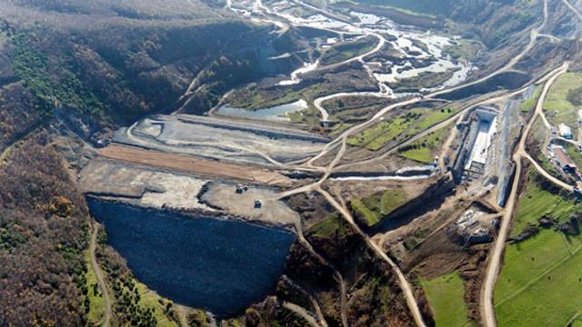 19 Mayıs Dağköy Barajı para basacak