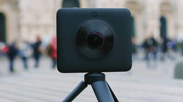 Xiaomi The Mi Panoramic Camera Fiyatı ve Tüm Özellikleri!