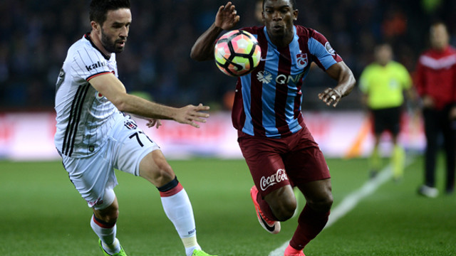Beşiktaş'a tatsız sürpriz