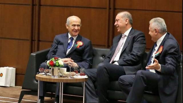 AK Parti ile MHP arasında yeni pazarlık iddiası