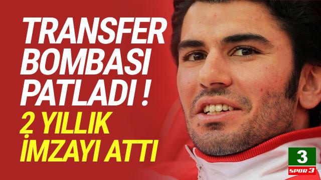 Serdar Taşçı 2 yıllık imza attı !