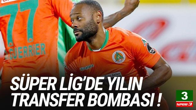Süper Lig'de yılın bombası patlıyor