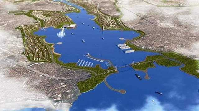 Kanal İstanbul borsaya geliyor