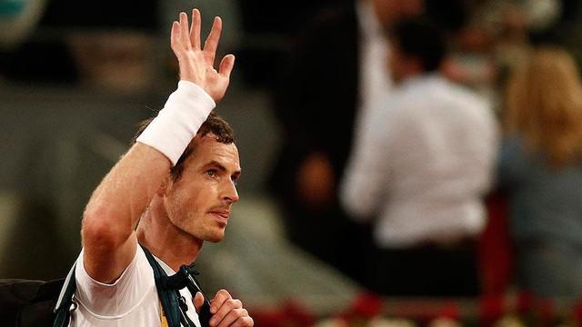 Murray Madrid'e erken veda etti