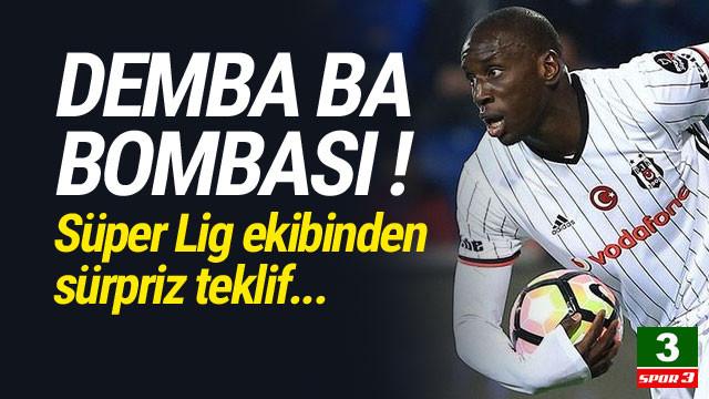 Süper Lig ekibinden Demba Ba bombası !