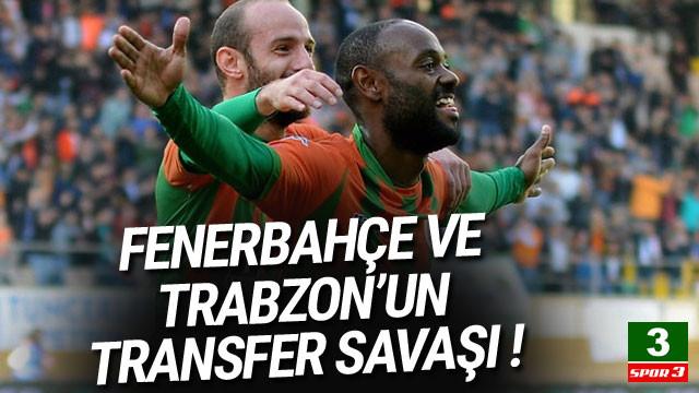 Fenerbahçe ve Trabzonspor'un transfer savaşı