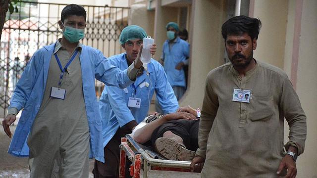 Konvoya bombalı saldırı: 25 ölü, 40 yaralı