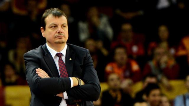 Ergin Ataman Galatasaray maçına gelmedi