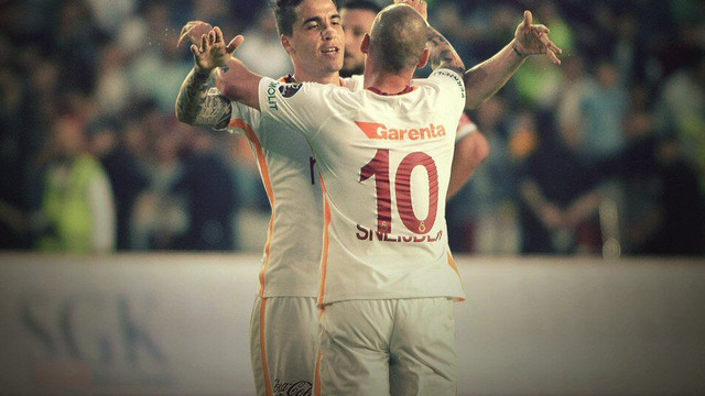 Gaziantepspor - Galatasaray maç sonucu: 1-2