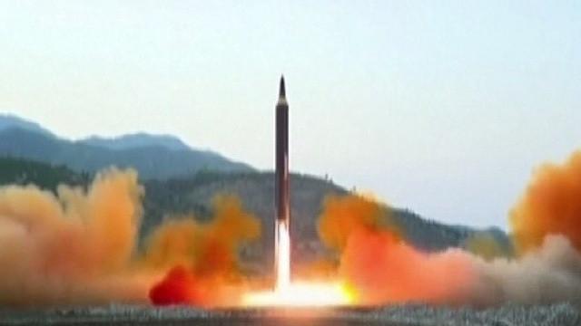 Kuzey Kore'den yeni tür füze denemesi
