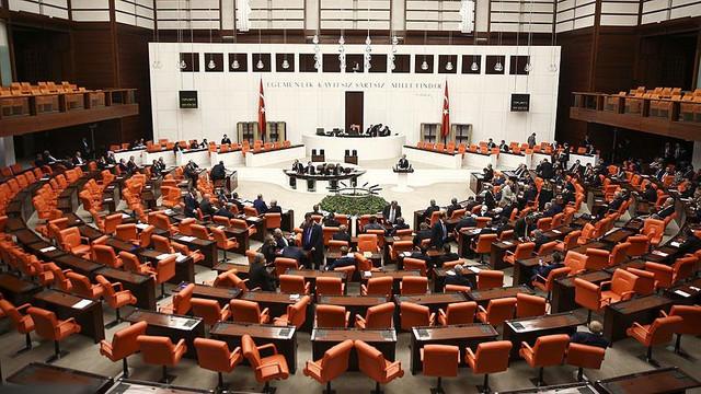 Meclis'teki HSK seçiminde neler yaşandı ?